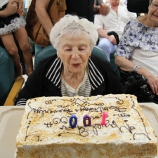 100 Years Old!